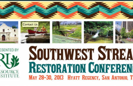 Southwest Stream Restoration Conference Poster