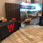 Wright Contracting Booth